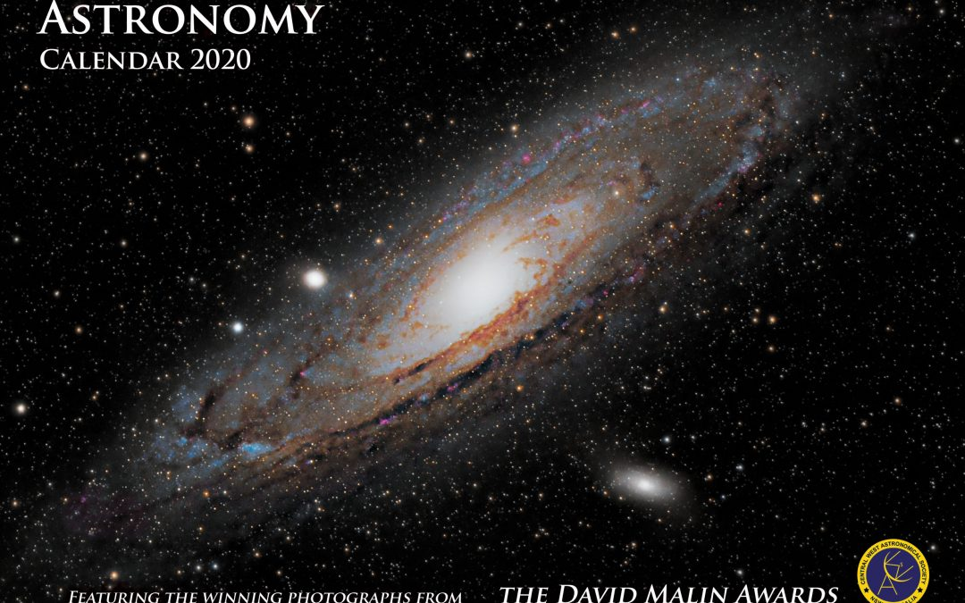Astronomy 2020 Calendar — available now!