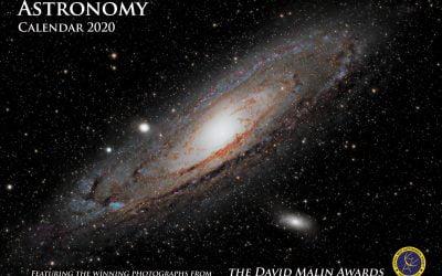 Astronomy 2020 Calendar — available now!