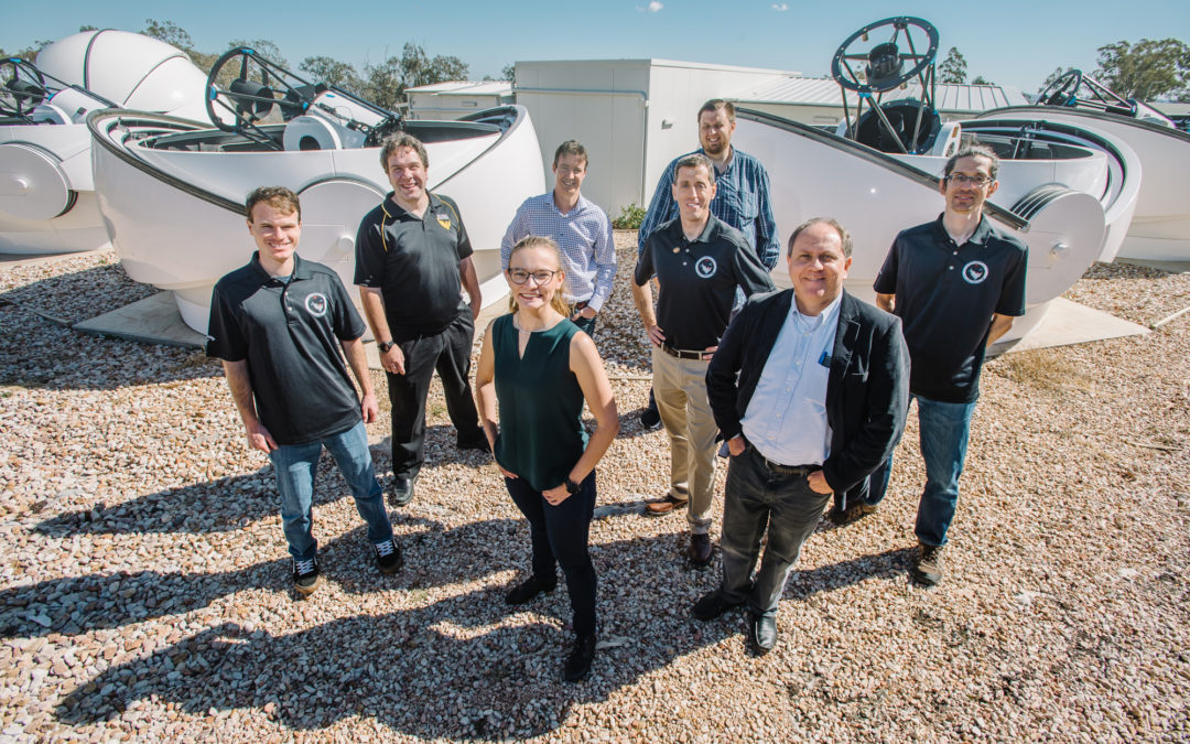 Queensland observatory ready for planet discoveries