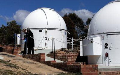 New teaching telescope for Canberra