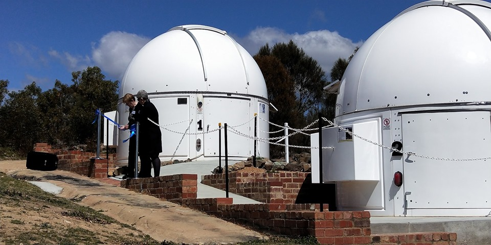 New teaching telescope for Canberra