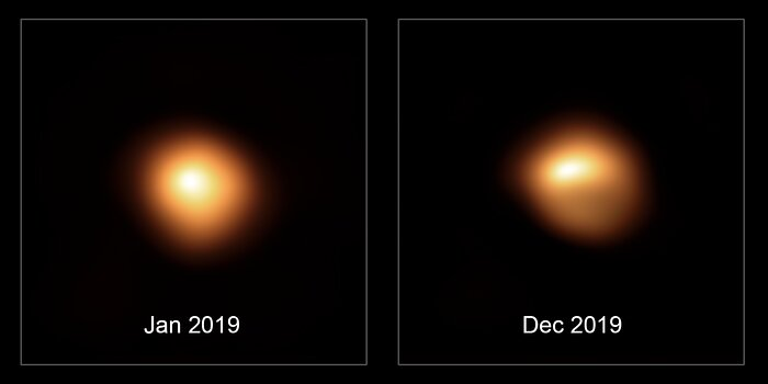 Betelgeuse baffles scientists with its recent changes