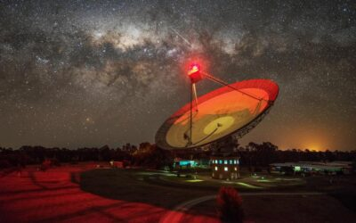 Parkes radio telescope added to National Heritage List